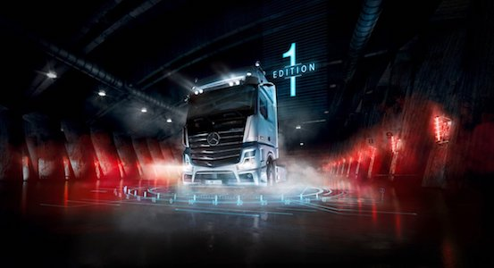 Actros Automation